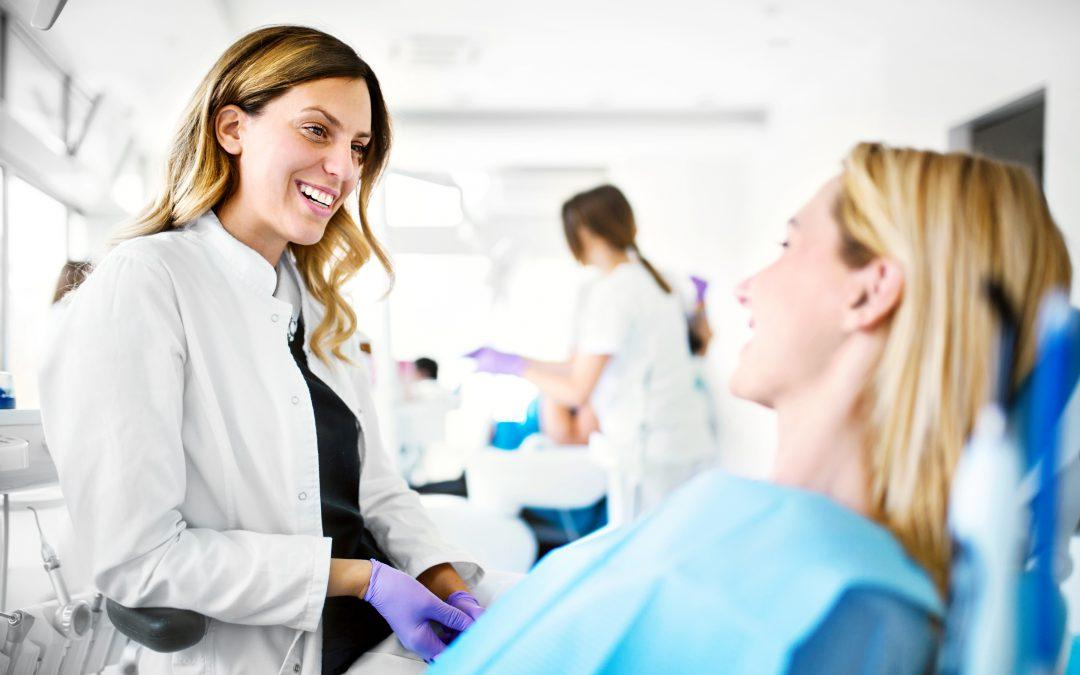 Smiling–A free stress reducer